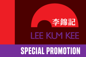 Lee Kum Kee Promotion!